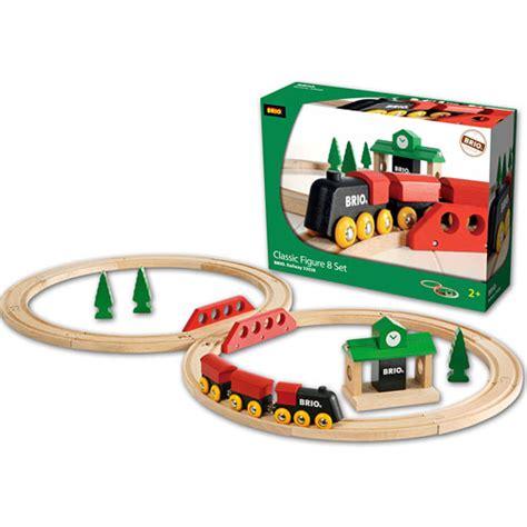 brio sets brio classic figure 8 set snapdoodle toys