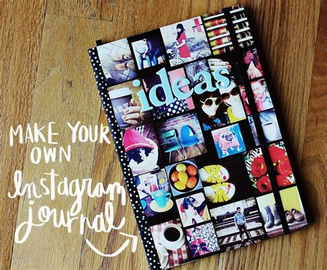 design your instagram make your own instagram journal a beautiful mess