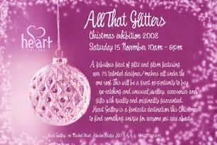 christmas party invite exles