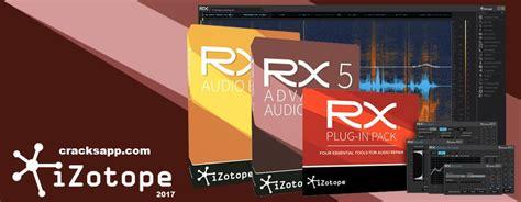 Izotope Rx 5 Advanced izotope rx 5 advanced audio editor 5 01 serial key free