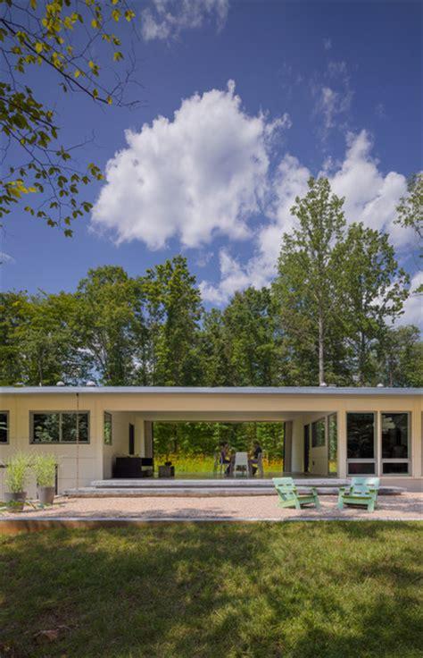 Dog Trot House, Charlottesville, VA Modern Exterior richmond by Hays Ewing Design Studio