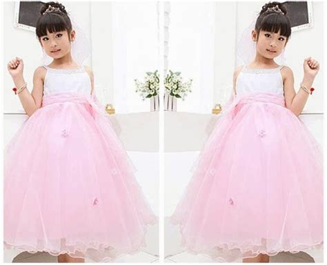 Dress Pesta Princess Anak 1 model baju pesta anak terbaru 2016
