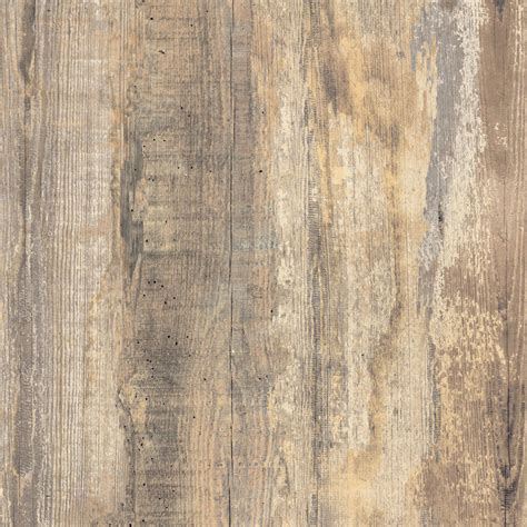 "StonePeak Crate Charred Bark 8"" x 48"" Tile Flooring"
