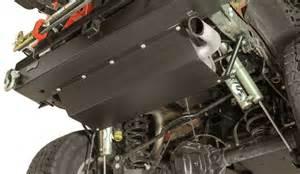 Jeep Jk Skid Plates Rh5001a Rock 4x4 Muffler Skid Plate Option Fits 2007