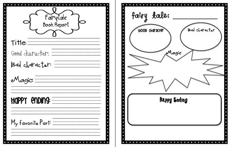 tale book report ideas tales fantasies and fables august 2013