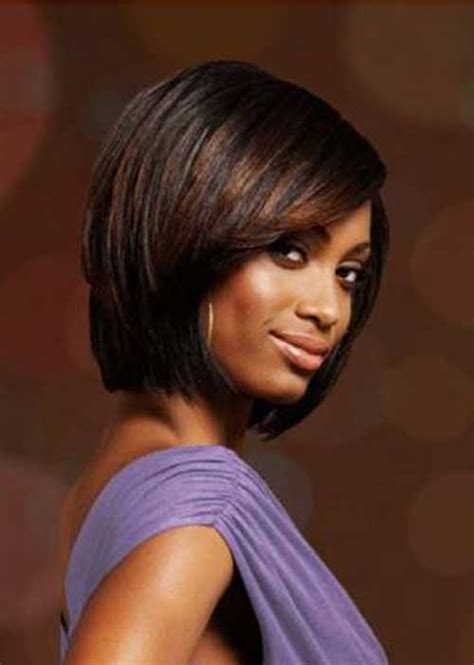 layered long bob hairstyles for black women feathered layered bob hairstyle thirstyroots com black