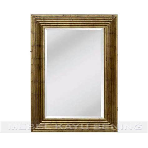 Kaca Cermin Warna cermin pigura kaca model antik ukiran jepara terracota