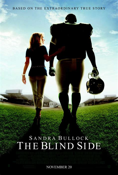 In The Blind Side Pictures the blind side is eye opening welcome to the jungle
