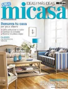 revistas de decoracion las 5 revistas de decoraci 243 n m 225 s leidas en espa 241 a