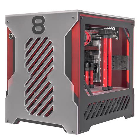most powerful the most powerful m itx gaming pc by 8pack overclockers uk