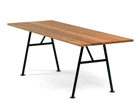 Folding Wooden Garden Table Aln 214 N Garden Table By Nola Industrier Design Eriksson