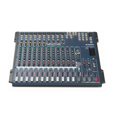 Harga Mixer Yamaha 16 Channel mixer yamaha mg 166cx daftar harga terbaru terlengkap