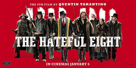 quentin tarantino film the hateful eight the hateful eight film review everywhere