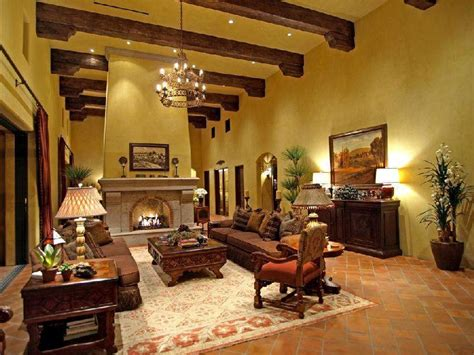 Tuscan Inspired Home Decor | tuscan living room ideas homeideasblog com