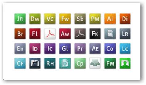 adobe softwares what do all of the adobe programs do groovypost