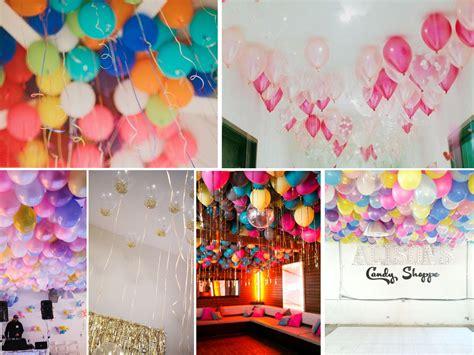 descubre c 243 mo decorar con globos con estas fant 225 sticas ideas - Como Decorar Con Globos El Techo