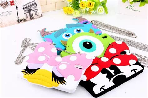 Samsung J120 J1 2016 3d Mickey Mouse Ear Cover Casing Iring Bagus buy 3d mickey mouse rhinestone ear cases samsung galaxy