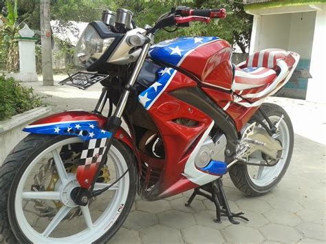 10 gambar modifikasi motor yamaha vixion terbaru modifikasi motor terbaru gambar motor 2014