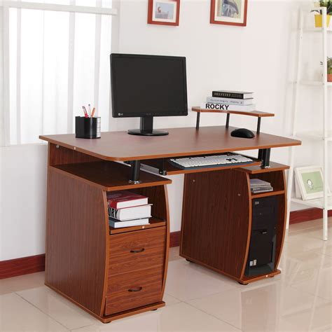 Various Desktop Computer Desk Designs That You Can Select Computer Desk For Desktop