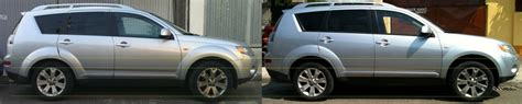 lifted mitsubishi outlander 30mm suspension lift kit is this possible mitsubishi