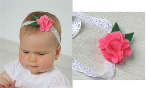 How To Make Handmade Headbands - baby headbands diy www pixshark images galleries