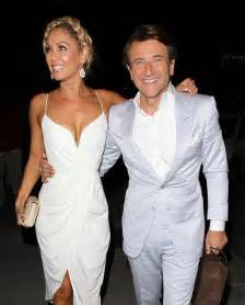 robert herjavec and kym johnson talk dating rumors are kym johnson dating dwts dancing partner robert herjavec of