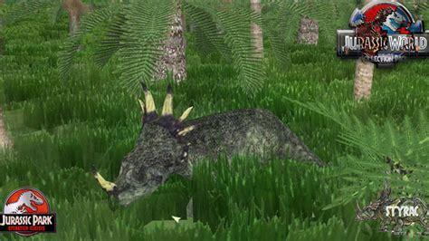 download mod game jurassic world jurassic park operation genesis game mod jurassic world