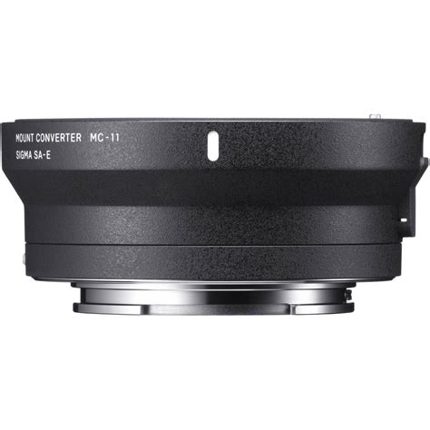 sigma lens adapter mc sigma mc 11 converter lens adapter 89s965 b h photo