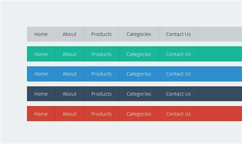 creating responsive css touch friendly responsive multilevel navigation menu with css