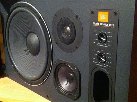 Monitor Jbl jbl 4412 studio monitor image 702257 audiofanzine