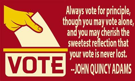 American Voting Rights Quotes