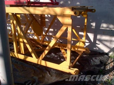 Tower Sections For Sale by Used Potain Section S23e For Mc68b Tower Cranes For Sale
