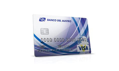 www banco del austro tarjetas banco del austro gt portal tarjetas gt visa gt cr 233 dito