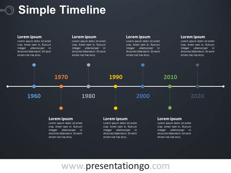 Home Design 3d Levels simple timeline powerpoint diagram presentationgo com