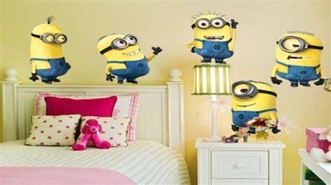 inspirasi kolase foto sebagai ornamen dekorasi jual inspirasi dekorasi minion despicable me untuk kamar tidur anak