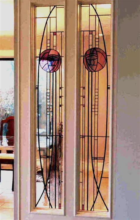 Leaded Glass Interior Doors Interior Door Line Ideas