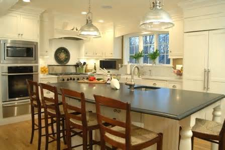built in kitchen islands with seating custom cabinets titus built llc