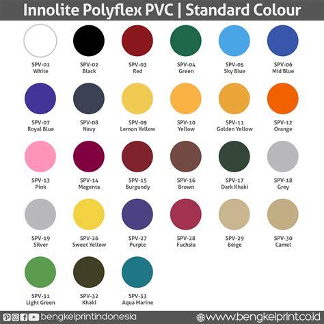 jual polyflex pvc buatan korea bengkel print indonesia