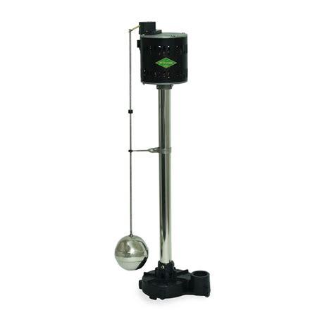 pedestal sump pump a y mcdonald mfg co a y mcdonald 5050cvpd pedestal