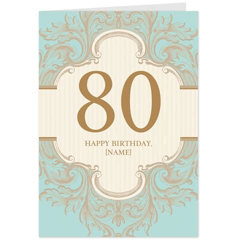 80th Birthday Card 80th Birthday Quotes For Mother Quotesgram