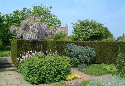 sissinghurst castle gardens herb garden 1