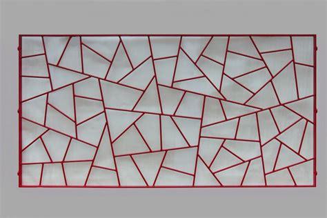 Fenster Lackieren Preis Berechnen by Fenstergitter Mit Schmitzstruktur In Rot Lackiert