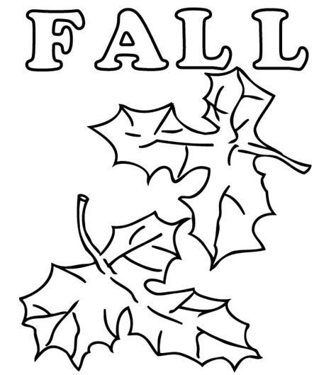 Fall Coloring Pages Fall Activities For Kids Fall Coloring Pages