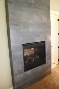 fireplace tiles modern tile fireplace modern fireplaces kansas city by