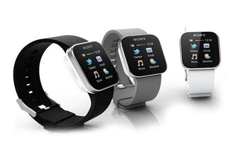 Smartwatch Sony Rumors On The Sony Smartwatch 4 Specs