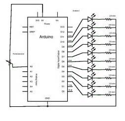 arduino bargraph