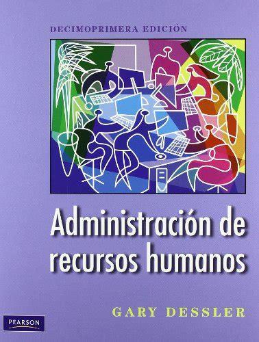 libro administracion de recursos humanos p 250 blico libros red social de libros