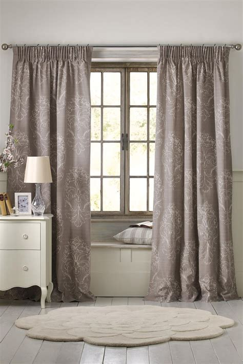 next damask curtains 53 best images about roundhay sitting room on pinterest