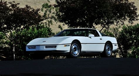 first corvette ever made wanna own the first c4 corvette released to the public