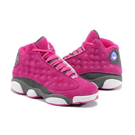 shoes for cheap air 13 air sole high pink grey shoes for cheap